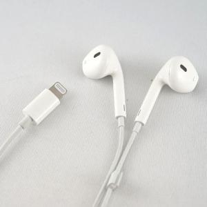 Apple 純正 Lightning イヤホン USED美品 アップル iPhone EarPods...