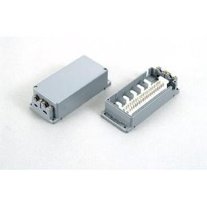 クリップターミナル式 電子・デジタルボタン電話用端子  2C-205T 10個set / 三和電気工業製 with-net