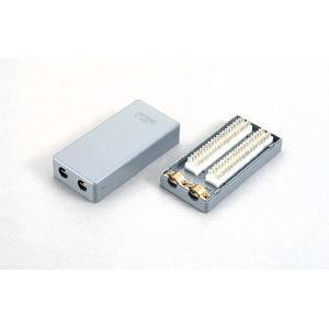 クリップターミナル式 電子・デジタルボタン電話用端子板 Nシリーズ 2C-402DN 10個set / 三和電気工業製 with-net