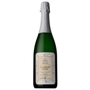 リースリング・ゼクト・エクストラ・ブリュット 2015 ロバート・ヴァイル|with-wine