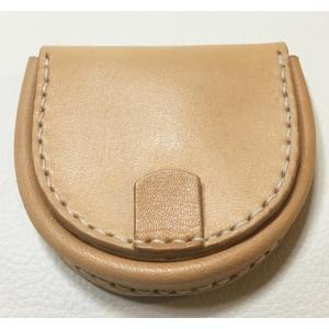 馬蹄型コイン・ケース|wizard-leather