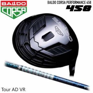 バルド BALDO CORSA PERFORMANCE 458 ドライバー グラファイトデザイン Tour AD VR コルサ|wizard