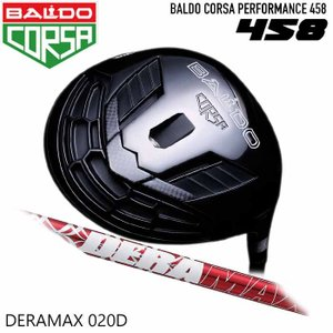 バルド BALDO CORSA PERFORMANCE 458 ドライバー オリムピック デラマックス プレミアム 020D コルサ|wizard