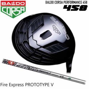 バルド BALDO CORSA PERFORMANCE 458 ドライバー コンポジットテクノ ファイアー エクスプレス PROTO type V コ|wizard
