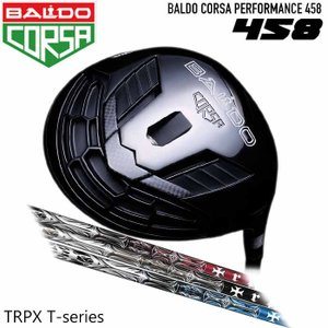 バルド BALDO CORSA PERFORMANCE 458 ドライバー ティーアールピーエックス TRPX Tシリーズ コルサ|wizard