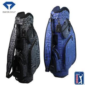 【US PGA TOURキャディバッグ3071】 「」 [素材|ポリエステル] [サイズ|8.5型]...