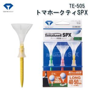 ダイヤゴルフ トマホークティー SPX TE-505 DAIYA