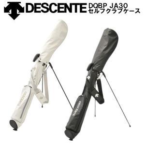 デサント ゴルフ DESCENTE DQBPJA30 セルフスタンドバッグ クラブケース|wizard