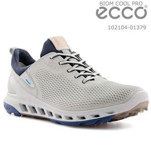 エコー ecco 102104-01379 BIOM COOL PRO CONCRETE メンズ ゴルフシューズ スパイクレス|wizard