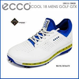 ゴルフシューズ エコー ecco 130114-59020 COOL 18 WHITE/DYNASTY|wizard