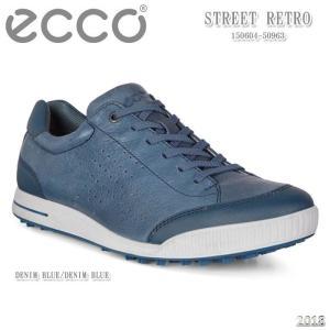 【150604-50963 STREET RETRO DENIM BLUE】 「ECCOの大ヒット商...