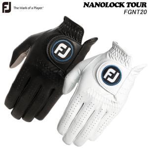 フットジョイ FJ ナノロック ツアー ゴルフグローブ NANOLOCK TOUR FGNT20|wizard