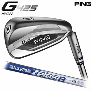 PING ピン G425 アイアン ZELOS 8 6〜PW (5本セット) 日本正規品 左右選択可 wizard