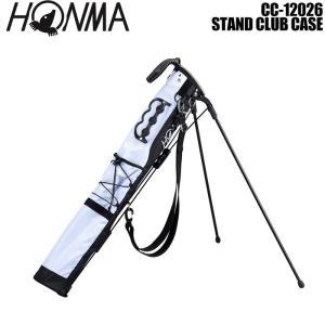 ホンマゴルフ 2020年 HONMA CC-12026 スタンド付きクラブケース セルフスタンドバッグ ホワイト 本間ゴルフ|wizard