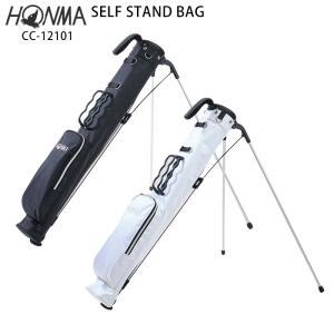 ホンマゴルフ HONMA CC-12101 スタンド付き クラブケース セルフスタンドバッグ 本間ゴルフ|wizard
