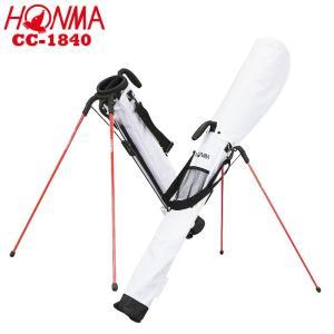 ホンマゴルフ HONMA CC-1840 クラブケース セルフスタンドバッグ ホワイト 本間ゴルフ|wizard