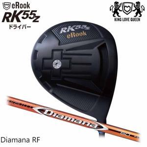 (カスタムクラブ)ジゲン JIGEN eROOK RK55Z ルーク ドライバー 三菱ケミカル ディアマナ RF|wizard