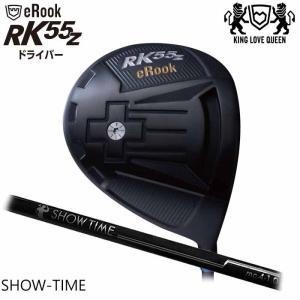 (カスタムクラブ)ジゲン JIGEN eROOK RK55Z ルーク ドライバー リアルスポーツ SHOW TIME|wizard