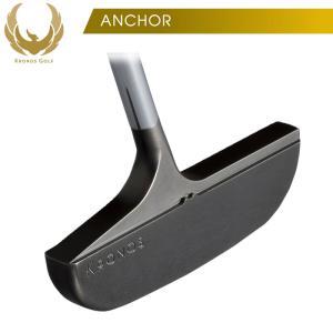 クロノスゴルフ KRONOS ANCHOR アンカー スチールシャフト パター 34インチ|wizard