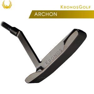 クロノスゴルフ KRONOS ARCHON アーコン パター ロングネック 34インチ|wizard