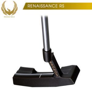 クロノスゴルフ KRONOS RENAISSANCE RS ルネッサンス RS パター 34インチ|wizard