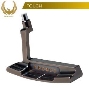 クロノスゴルフ KRONOS TOUCH タッチ スチールシャフト パター 34インチ|wizard