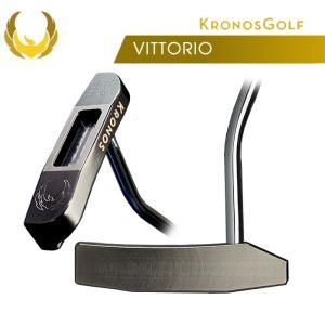 クロノスゴルフ VITTORIO ヴィットリオ パター 34インチ KRONOS GOLF|wizard
