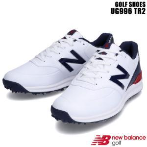ニューバランス ゴルフ new balance UG996TR2  メンズ ゴルフシューズ トリコロール|wizard