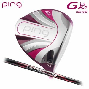 (左右選択可)PING ピン G Le2 ドライバー N.S.PRO Regio Formula M+ 日本正規品 ping g le wizard