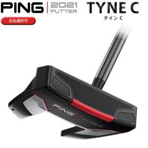 (左右選択可)PING ピン 2021 パター TYNE C タイン C 2021 PUTTER 日本正規品 ピン ゴルフ カスタムオーダー|wizard