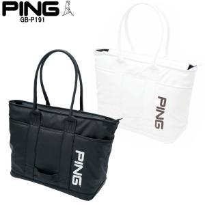 ピンゴルフ 2019 PING GOLF 34532 GB-P191 トートバッグ|wizard