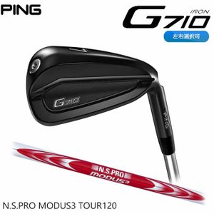 ピンゴルフ PING G710 MODUS3 TOUR120 7〜PW (4本セット)日本正規品 左右選択可|wizard