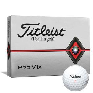 【2019 PRO V1x】 「タイトリスト プロV1xはスコアアップを目指すすべてのゴルファーのた...