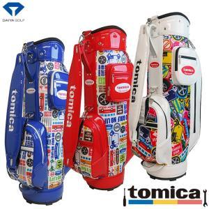 【CB-4105 tomica キャディバッグ】 「ミニカー「tomica」(発売元:タカラトミー)...