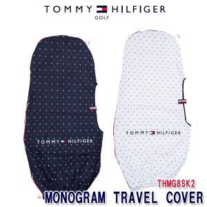 トミーヒルフィガー TOMMY HILFIGER THMG8SK2 MONOGRAM TRAVEL COVER|wizard