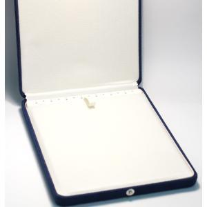 パールキーパーネックレス用 フラットタイプ 真珠の劣化を防ぐ高機能ネックレスケース|wizem