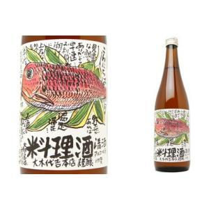 720ml 大木代吉本店 こんにちは料理酒 wizumiya