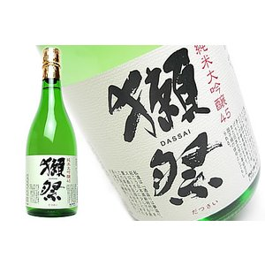cool便/清酒旭酒造 獺祭45純米大吟醸 720 wizumiya