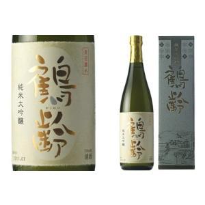 cool便/清酒青木酒造 鶴齢純米大吟醸・720ml wizumiya