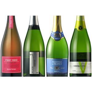 送料無料・第47弾『春バブルス』スパークリング・ワイン4本セット|wizumiya