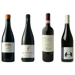 送料無料 第3弾・12セット限定!フランス・イタリア・スペイン飲み比べ ワンランク上の赤ワイン4本セット|wizumiya