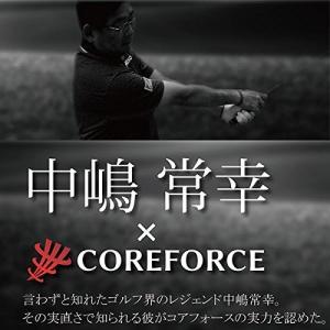 コアフォース COREFORCE コアフォースループ ブラック ヘマタイト 70cm BK_70