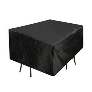 ファニチャー カバー BIGWING テーブルカバー 防水 防塵 防風 多機能 家具カバー (135...