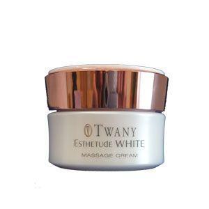 トワニー エスティチュードホワイト マッサージクリーム 70g (薬用美白マッサージクリーム) wlb
