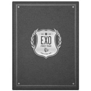 EXO - EXO's First Box (DVD) (4-Disc) (韓国版)|wlo