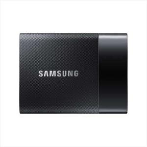 外付けSSD Samsung USB3.0対応 セキュリティ機能付 T1シリーズ 250GB 日本サ...