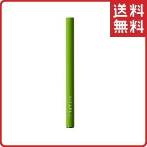 電子タバコ ビタフル フレーバースティック 使い捨てタイプ グリーンアップル 1本入り 禁煙 水蒸気...