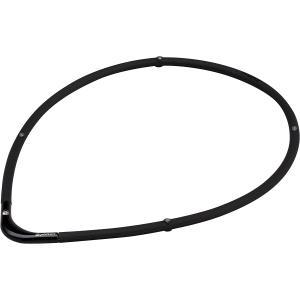 ファイテン phiten ネックレス RAKUWA 磁気チタンネックレスS-|| 45cm ブラック...