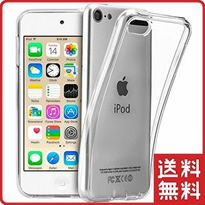 TopAce iPod touch 6 専用TPUケース ( クリア )|wlo