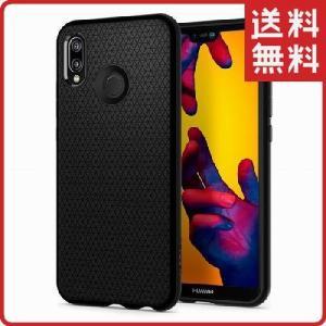 スマホケース Spigen Huawei P20 lite / Nova 3e TPU 耐衝撃 リキ...